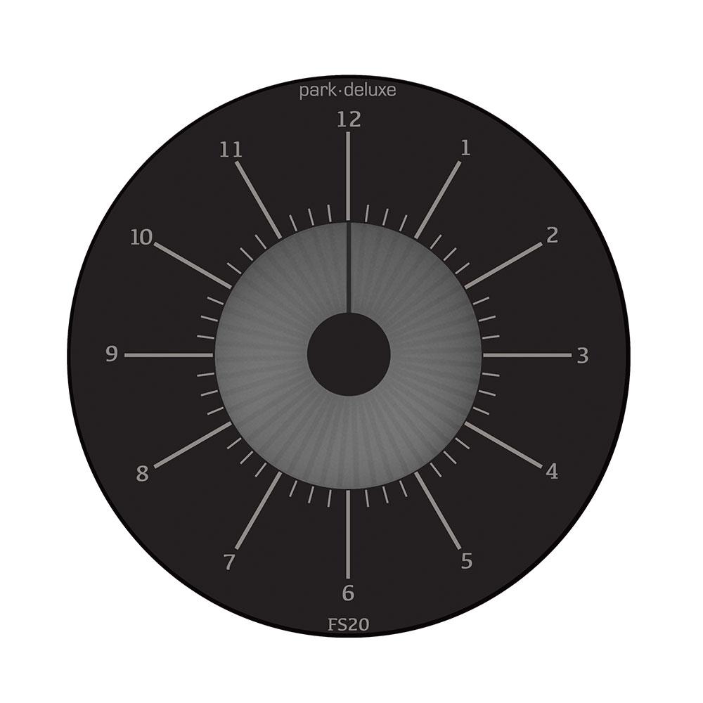 Park Deluxe - FS20 - Black