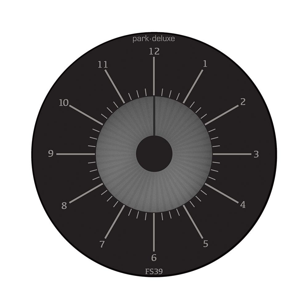 Park Deluxe - FS39 - Black
